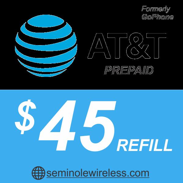 AT&T 45 Plan